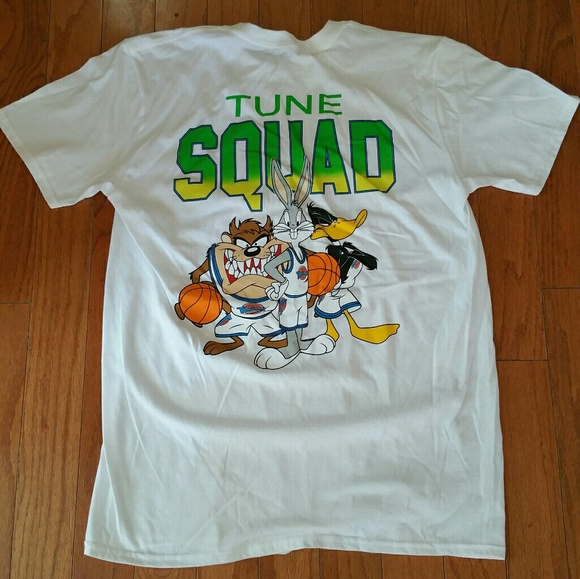 082fba19 Looney Tunes Other - New Looney Tunes Space Jam Tune Squad Shirt